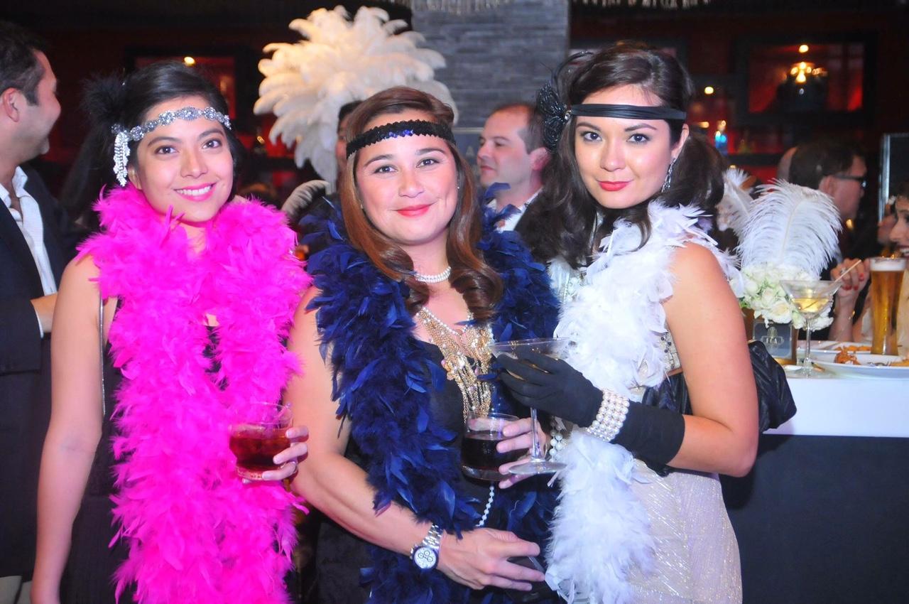 The gorgeous Garcia girls. Vicky, Trinchy and Jenny.