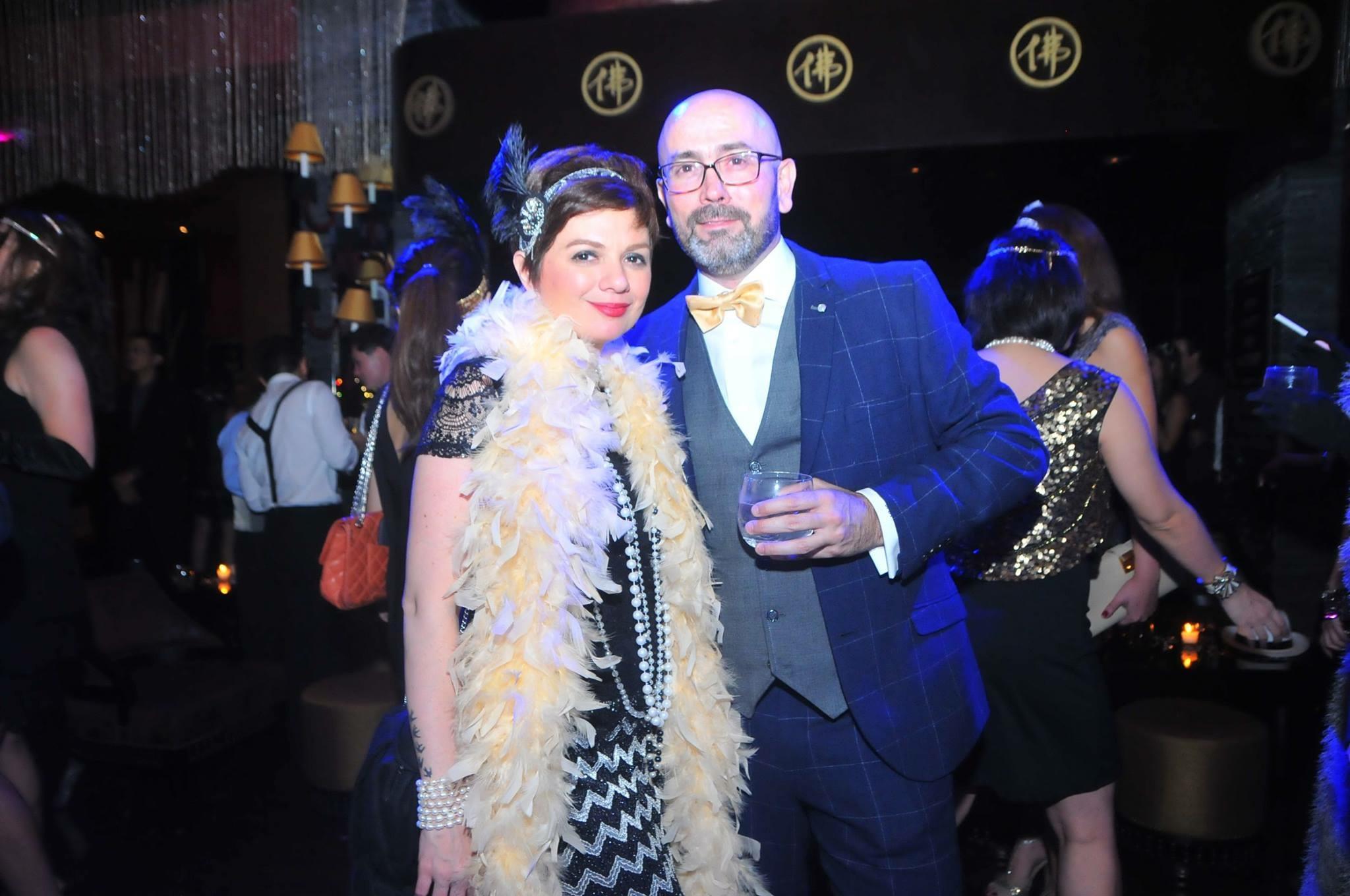 The lovely Lexi and her husband, Javi Berenguer-Testa