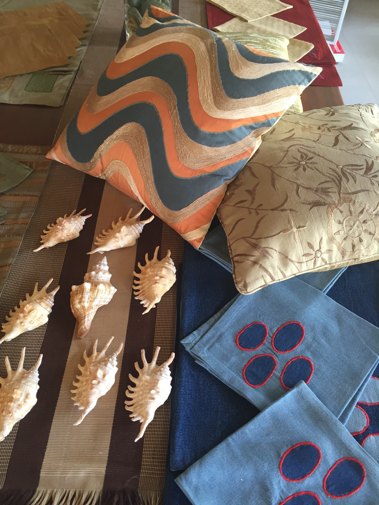 Some locally crafted items for the home