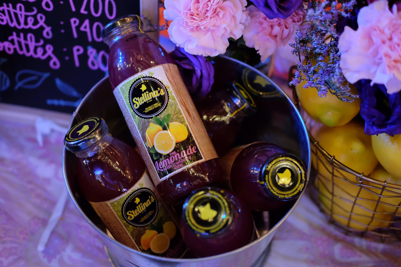 Stellina's Pink Lemonade